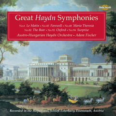 Great Haydn Symphonies: Orchestral Favourites, Vol. XVI