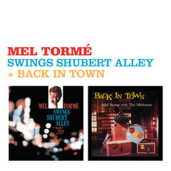 Swings Shubert Alley + Back in Town (feat. Art Pepper & Marty Paich)