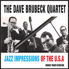 Jazz Impressions of the U.S.A. (feat. Paul Desmond) [Bonus Track Version]