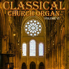 Classical Church Organ, Volume 6