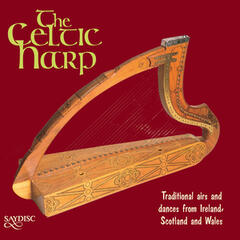 Celtic Harp - Traditional Airs and Dances for Celtic Harp