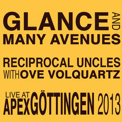 Glance and Many Avenues (Live)