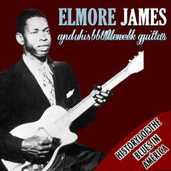 History of the Blues in América. Elmore James and His Bottleneck Guitar
