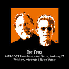 2013-07-26 Sunoco Performance Theater, Harrisburg, PA (Live)