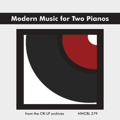 Modern Music for Two Pianos