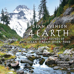 4 Earth: Natural Sounds of Ocean Stream River Pond