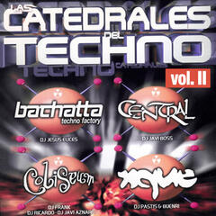 Las Catedrales Del Techno Vol. II, Central Session (Mixed by DJ Javi Boss)