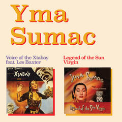 Voice of the Xtabay (feat. Les Baxter) + Legend of the Sun Virgin [Bonus Track Version]