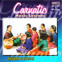 Carnatic Music Lessons