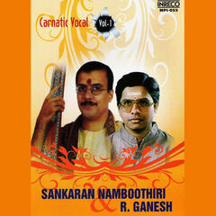 Carnatic Vocal, Vol. 1