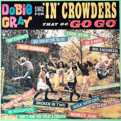 Dobie Gray Sings For 'In' Crowders that go 'Go Go'