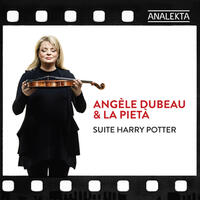 Suite Harry Potter: Harry in Winter / Courtyard Apocalypse / Prologue - Single