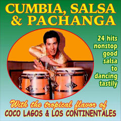 Cumbia, Salsa Y Pachanga with the Tropical Flavor of Coco Lagos & Orchestra