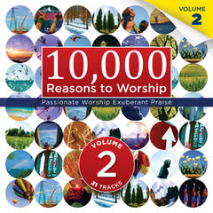 10,000 Reasons to Worship, Vol. 2