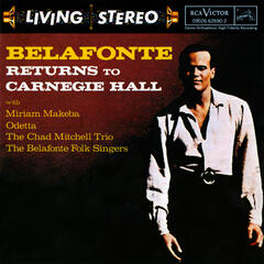 Belafonte Returns to Carnegie Hall (Live)