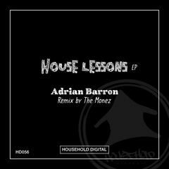 House Lessons Ep