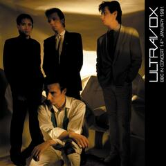 BBC In Concert: Ultravox (14th January 1981, Recorded Live At Paris Theatre)