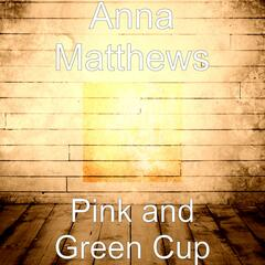 Pink and Green Cup