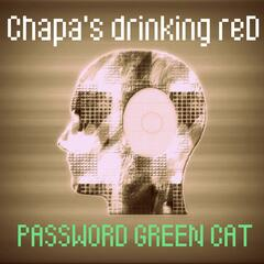 Password Green Cat