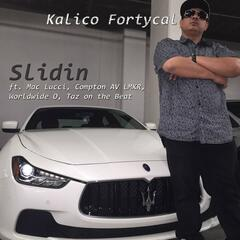 Slidin (feat. Mac Lucci, Compton Av Lmkr, Worldwide O & Taz on the Beat)