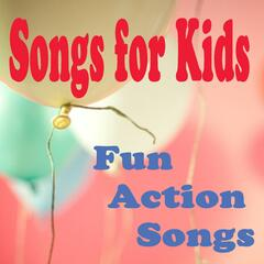 Songs for Kids - Fun Action Songs