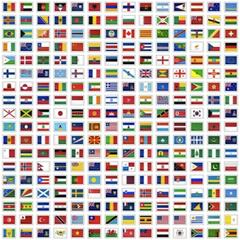 100 National Anthems Around, of, and from the World