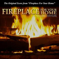 Fireplace for Your Home (Classic Crackling Edition)