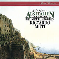 Richard Strauss: Aus Italien; Don Juan