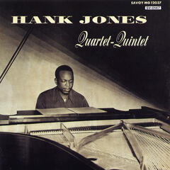 The Hank Jones Quartet-Quintet