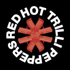 Red Hot Trilli Peppers