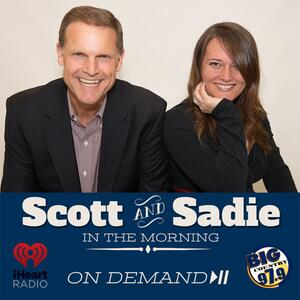 Scott and Sadie in the Morning
