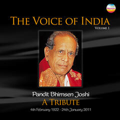 The Voice Of India, Vol. 1