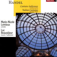 Italian cantatas and other works (Handel)