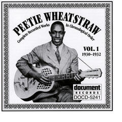 Peetie Wheatstraw Vol. 1 1930-1932