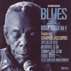 Barrelhouse, Blues & Boogie Woogie, Vol. 4