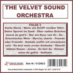 The Velvet Sound Orchestra, Folge 3