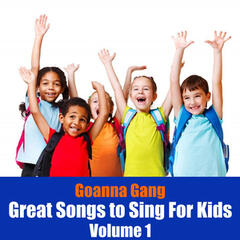 Great Song to Sing for Kids, Vol. 1