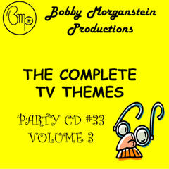 The Complete Tv Themes Party CD. Vol. 3