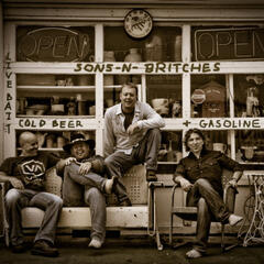 Live Bait, Cold Beer & Gasoline
