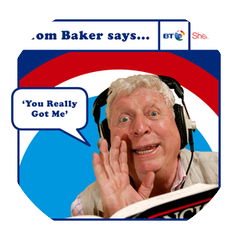 Tom Baker Says