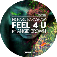Richard Earnshaw & Angie Brown