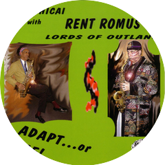 John TchiCai with Rent Romus' The Lords of Outland!