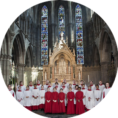 Choir of St. Mary's Cathedral