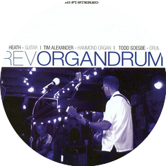 Reverend Organdrum