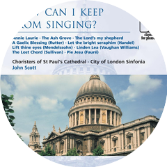Choristers of St Paul's Cathedral/John Scott