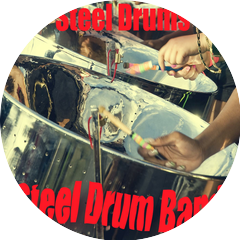 The Steel Drum Band