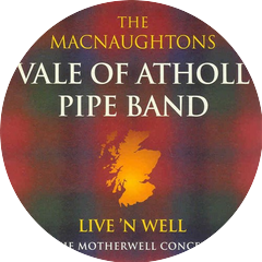 Vale of Atholl Pipe Band