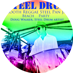 Doug Walker, Steel Drum Artist