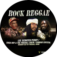 Lee Scratch Perry, Suga Roy & the Fireball Crew & Conrad Crystal