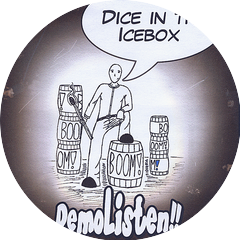 Dice In the Icebox